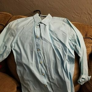 Express Fitted shirtd, hardly worn.